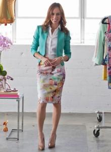 como-combinar-una-falda-de-flores 3