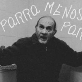 """""""El Parra menos Parra"""" de Jorge Catoni"""