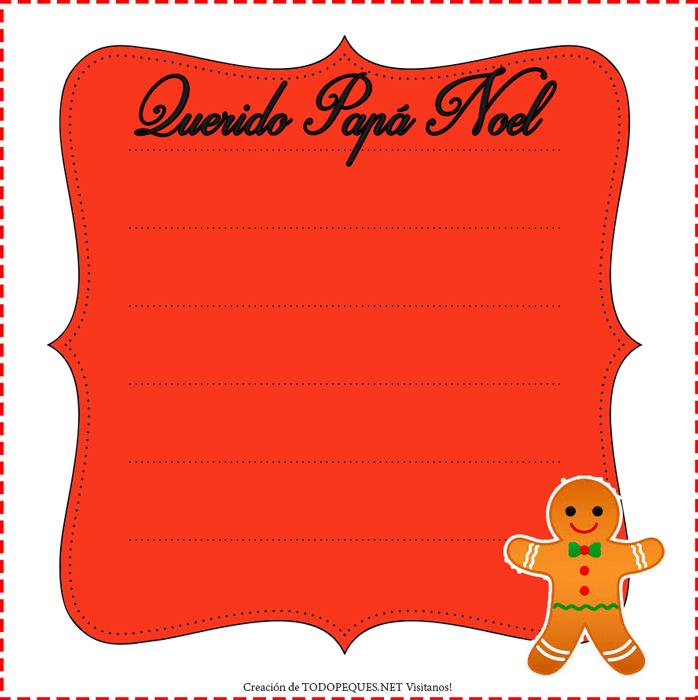 Santa Claus Cartas tarjetas