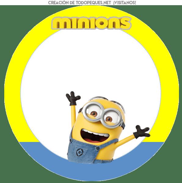 Kits Imprimibles de Minions