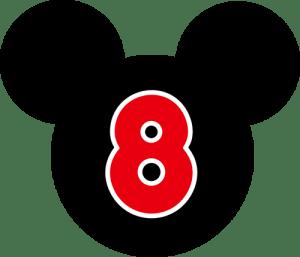 Numeros de Mickey