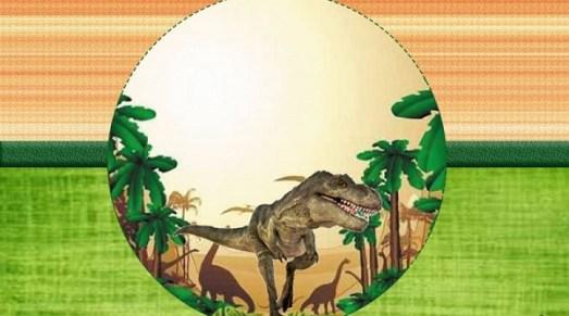 dinosaurs birthday party printables