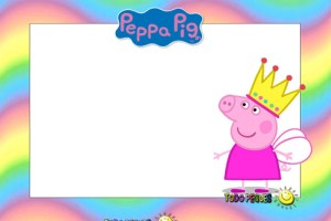 Etiquetas Stickers Peppa Pig .