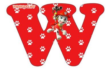 marshall paw patrol decoracion