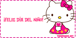 Etiquetas Dia del Nino
