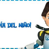 Tarjetitas Dia del Nino para Imprimir Gratis