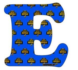 Fortnite abecedario