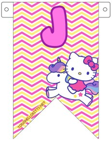 hello kitty letras