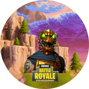 STICKERS FORTNITE GRATIS