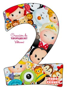 tsum tsum decoration