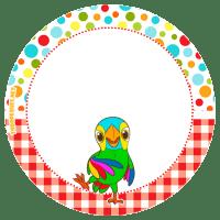 Super Kit Imprimible de LA GRANJA de ZENON Descarga gratis