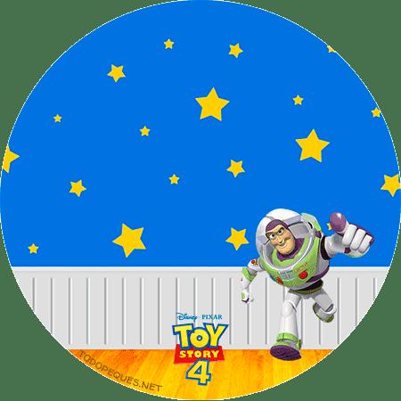 Buzz Lightyear Stickers