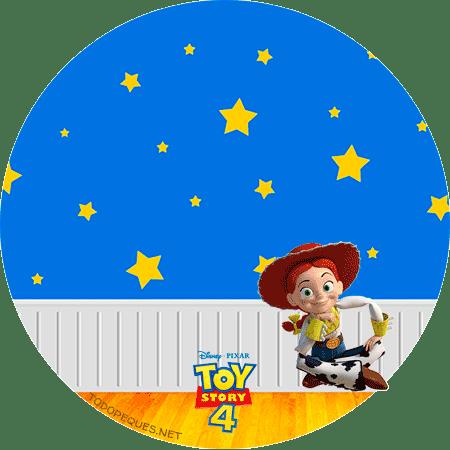 Jessy Toy Story 4 stickers