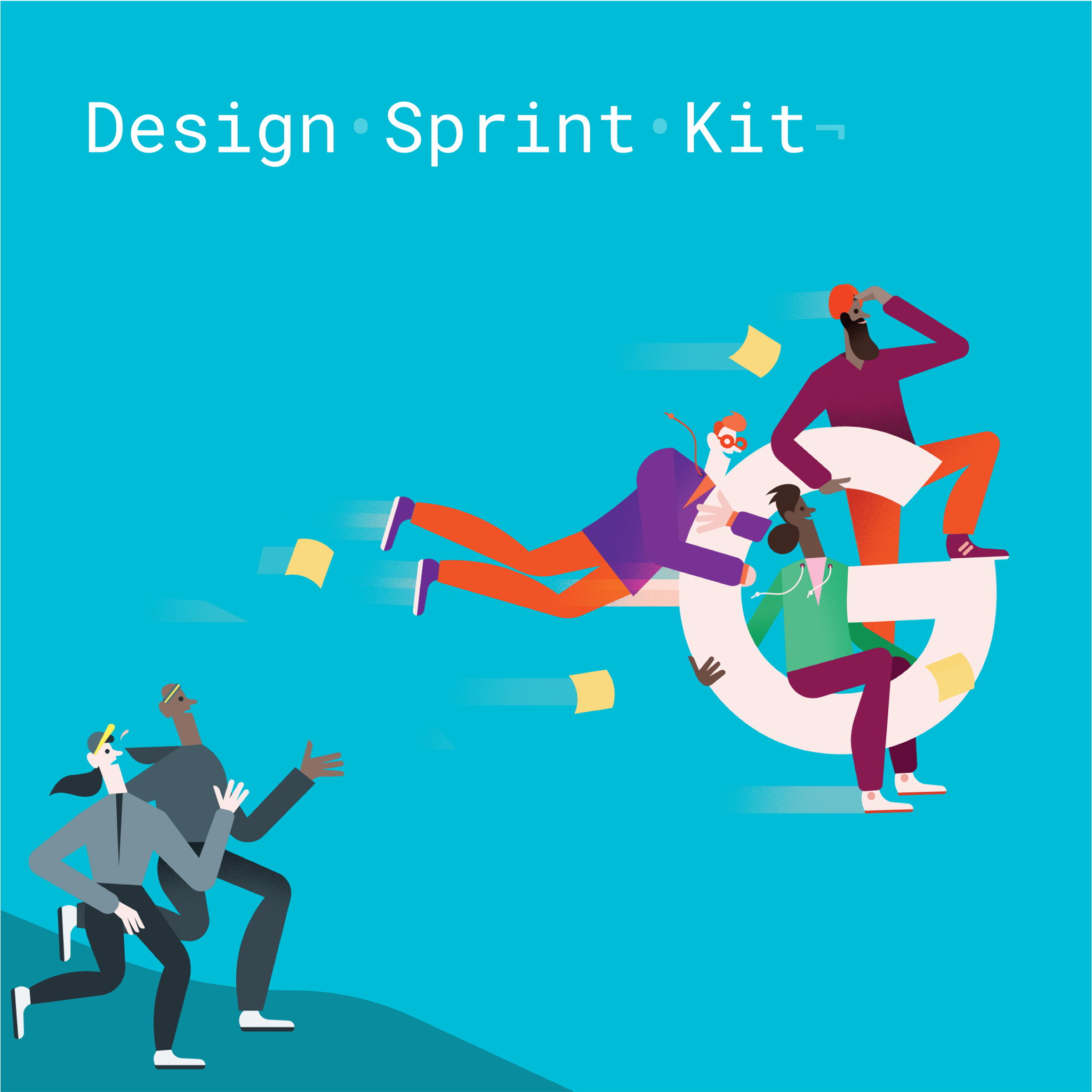 Google design sprint 15 min. PMP