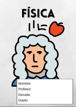 portada de física Newton