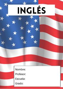 portada para inglés