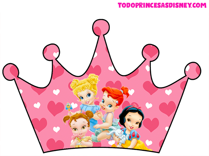 Adornos torta decoracion muffins princesas disney