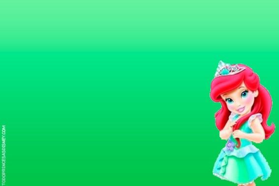 La Sirenita bebe