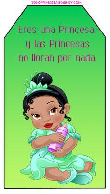 princesas bebes senaladores
