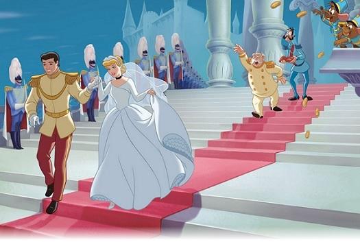 historia de Cinderella