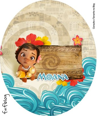 Moana bisrthday party