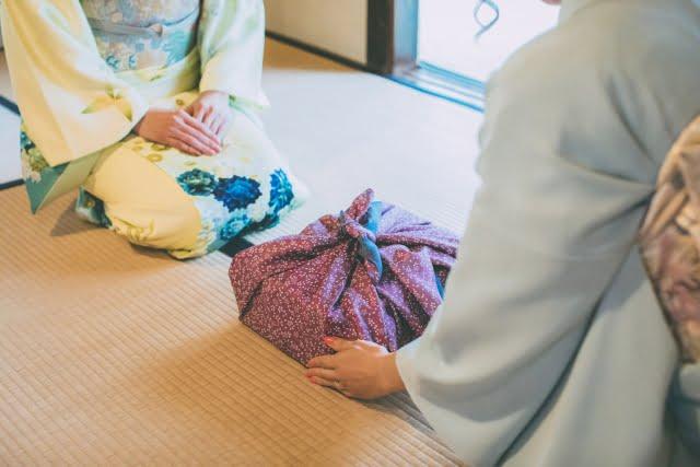 Furoshiki actividades japonesas