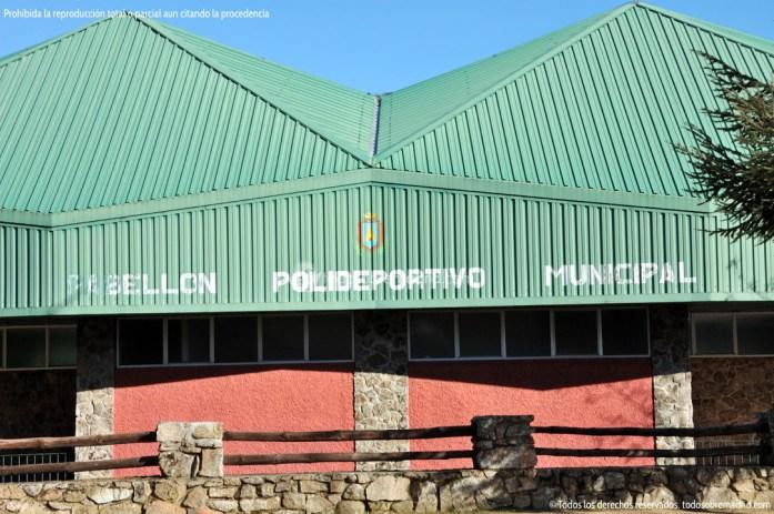 Foto Pabellón Polideportivo Municipal de Navacerrada 1