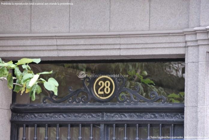 Foto Edificio Calle de los Madrazo