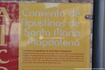 Foto Convento de Monjas Agustinas de Santa María Magdalena 2