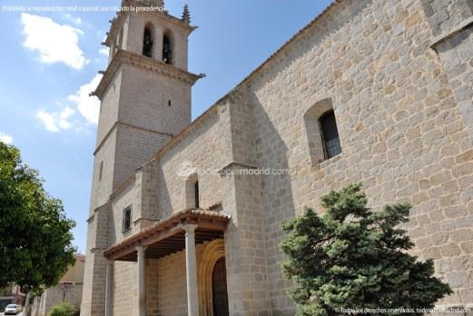 Foto Iglesia de la Asunción de Nuestra Señora de Colmenar Viejo 44