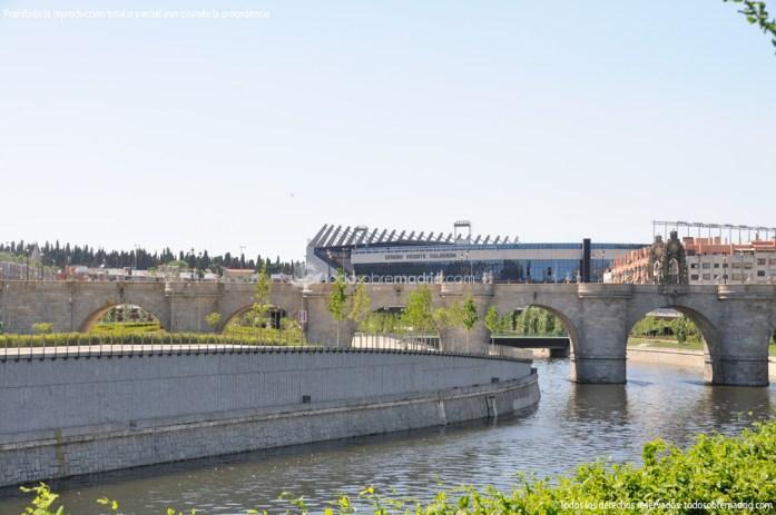 Foto Estadio Vicente Calderón 12