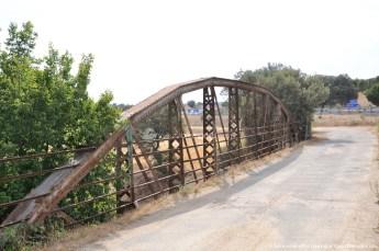 Foto Puente de Hierro de Villamantilla 3