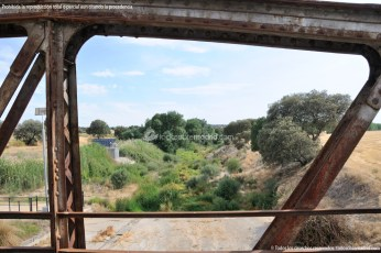 Foto Puente de Hierro de Villamantilla 4