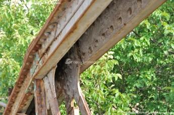 Foto Puente de Hierro de Villamantilla 14