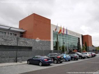 Foto Auditórium - Biblioteca y Escuela de las Artes de Arroyomolinos 2