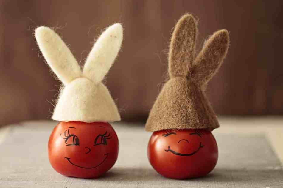 los conejos pueden comer tomate