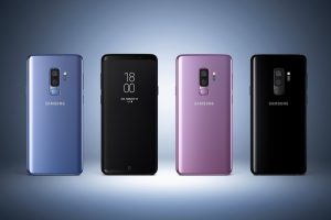 SAMSUNG GALAXY S9 S9 PLUS ANALISIS