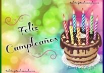 Tarjetas que solo digan feliz cumpleaños
