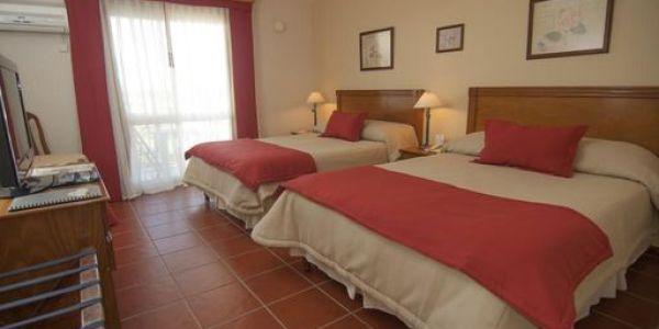 Habitacion Doble Doble Los Naranjos Resort y Spa-Termal