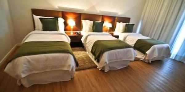 Habitacion Triple Altos del Arapey Resort & Spa Golf
