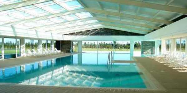 Piscina Cubierta Altos del Arapey Resort & Spa Golf