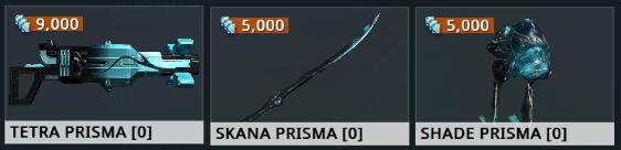 Comerciar Armas Prisma