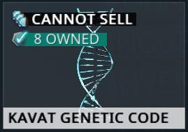 Kavat Genetic Code