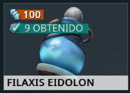 Estrella Infestada Filaxis Eidolon