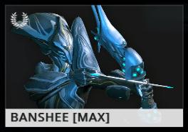 Warframe Banshee ES