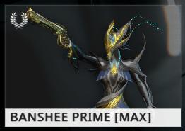 Warframe Banshee Prime ES