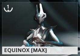 Warframe Equinox ES