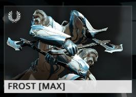Warframe Frost ES