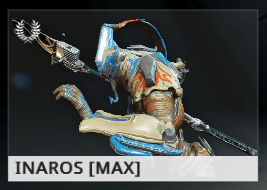 Warframe Inaros EN