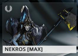 Warframe Nekros EN